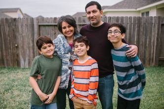 Presentación familia