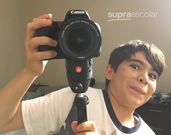 día típico - cámara